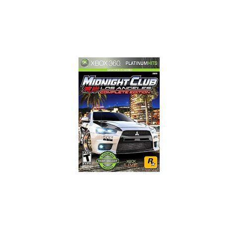 Midnight Club La Complete Edition 360 Usado Blakhelmet C