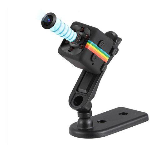 Mini Camara Espia Vision Nocturna Hd Videocamara Sq11