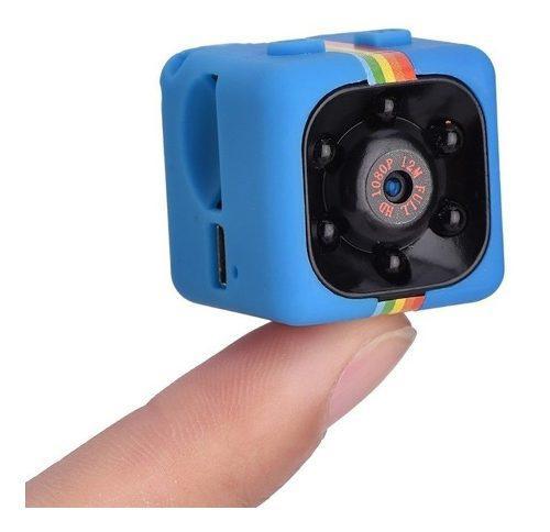 Mini Camara Sq11 Hd Videocámara De Visión De Noche 1080p