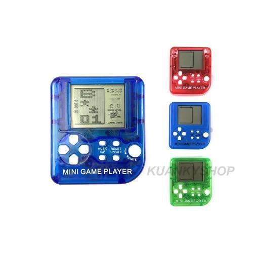 Mini Consola De Videojuegos Llavero 99 Juegos En 1 Portátil