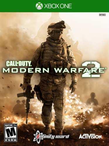 Modern Warfare 2 Xbox One!! Oferta!!