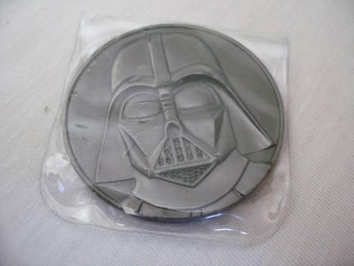 Moneda De Coleccion  Lucas Film Star Wars Darth Vader