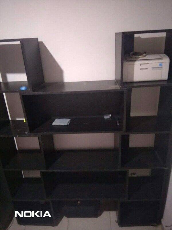 Mueble para tv de madera