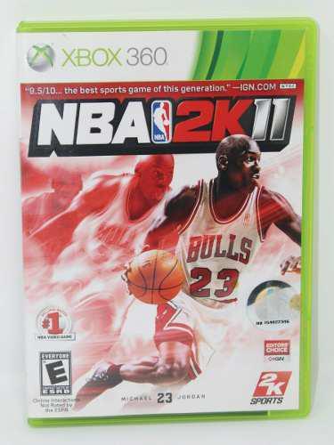 Nba 2k11: Michael Jordan - Xbox 360