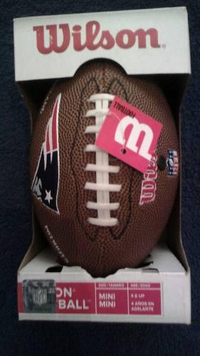 Nfl Mini Balon Wilson New England Patriots