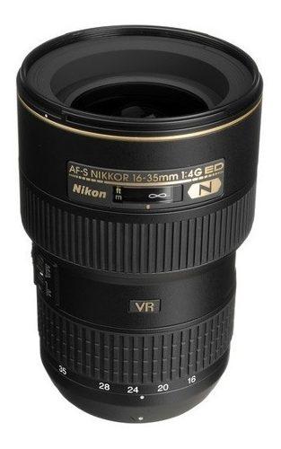 Nikon Af-s Nikkor mm F/4g Ed Vr