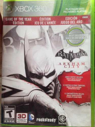 Paquete De Juegos Xbox