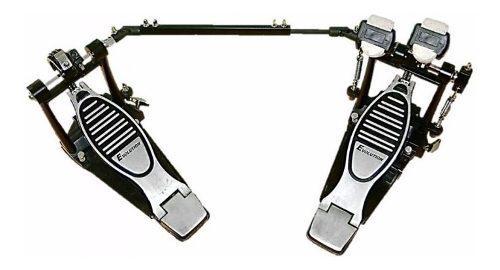 Pedal Doble Batería Evolution P6a Envío Gratis Meses Sin