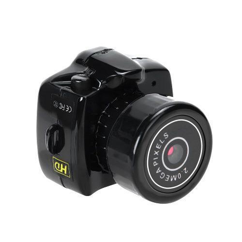 Pequeño Mini Completo Hd Cámara De La Videocámara Audio V