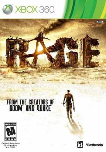 Rage Xbox 360/xbox One Nuevo Sellado En Igamers