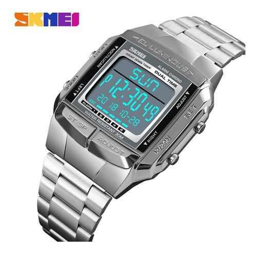 Reloj Digital Analógico Skmei 1381 Deportivo Para Hombre