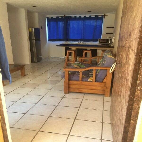 Renta de habitación en departamento cerca de la UDLAP, 2900