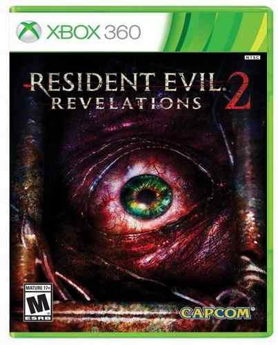 Resident Evil Revelations 2 Xbox 360 Nuevo Y Sellado Juego