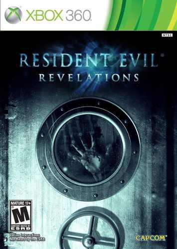 Resident Evil Revelations - Usado Para Xbox 360 Blakhelmet C