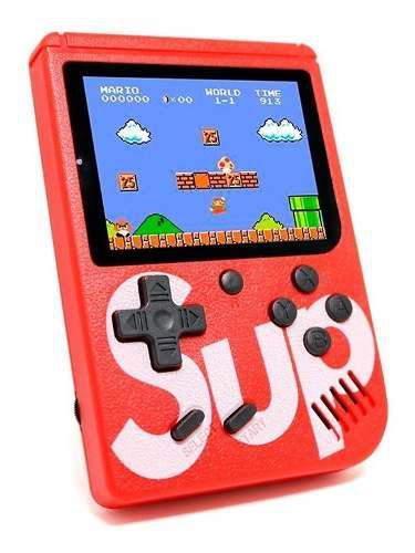 Shoptech Consola Game Box Retro Nintendo Sup 400 Videojuegos