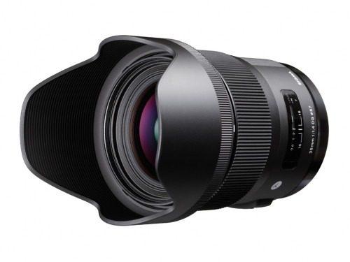 Sigma Lente 35mm F1.4 Dg Hsm Art/sony A