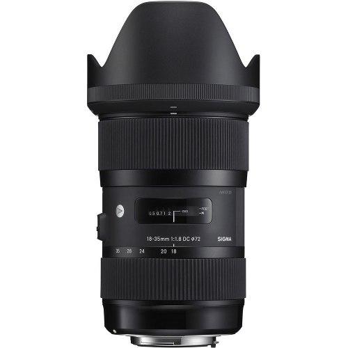Sigma mm F /1.8 Corriente Continua Hsm (La) F / Nikon