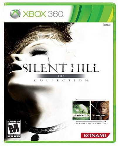 Silent Hill Hd Collection Xbox 360 Nuevo Y Sellado Juego