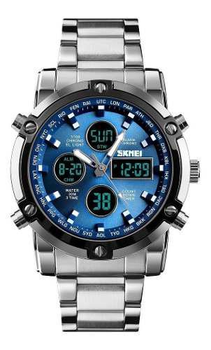 Skmei 1389 Reloj Analógico Digital Resistente Al Agua 30m