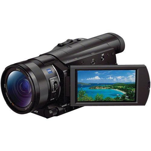 Sony Handycam Fdr-ax100/bc Videocamara Con Resolución 4k -