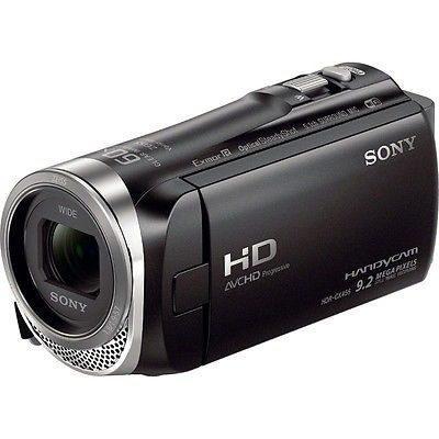 Sony Handycam Hdr-cx455/b Full Hd Videocámara Con Sensor