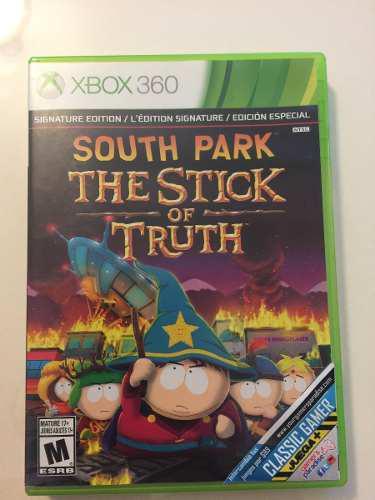 South Park, The Stick Of Truth / Edición Especial (xbox