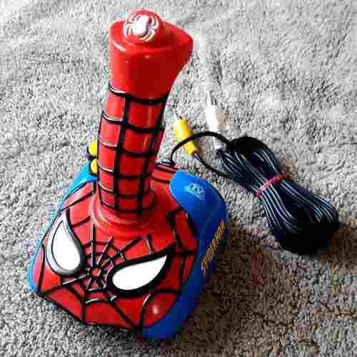 Spider-man Videojuego Plug N Play Joystick