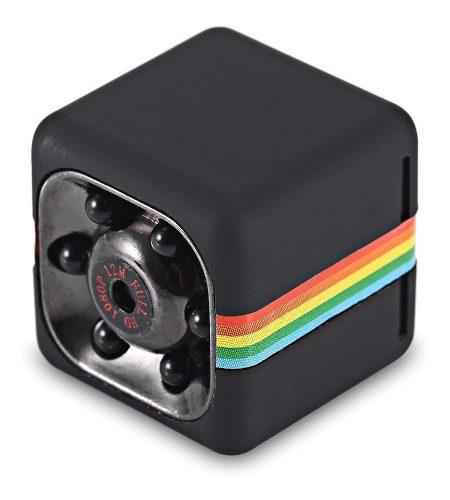 Sq11 Mini Cámara 1080p Completo Hd Coche Dvr Videocámara N