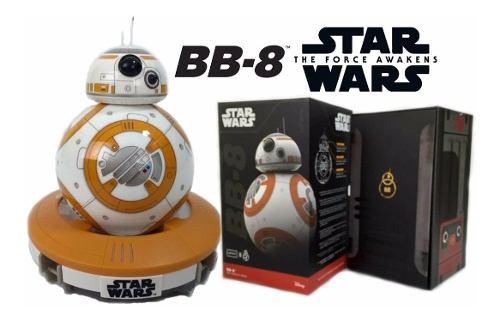 Star Wars Bb8 Sphero Drone Remoto iPhone Android Nuevo