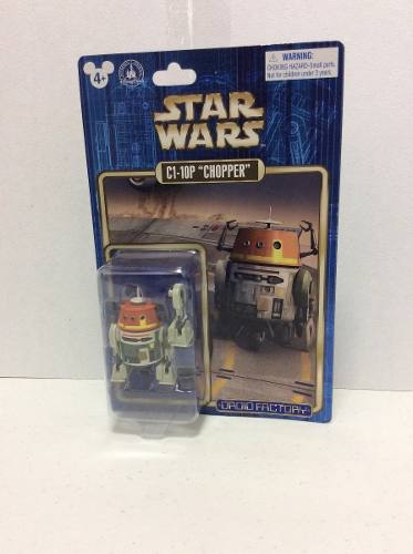 Star Wars Droid Factory De Disney Parks C1 10p Chopper