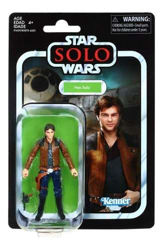 Star Wars Han Solo Kenner Vintage