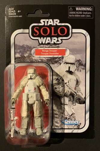 Star Wars Range Trooper Frontalier Kenner Vintage