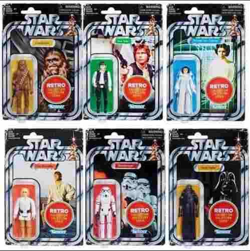 Star Wars Retro Colection Vintage