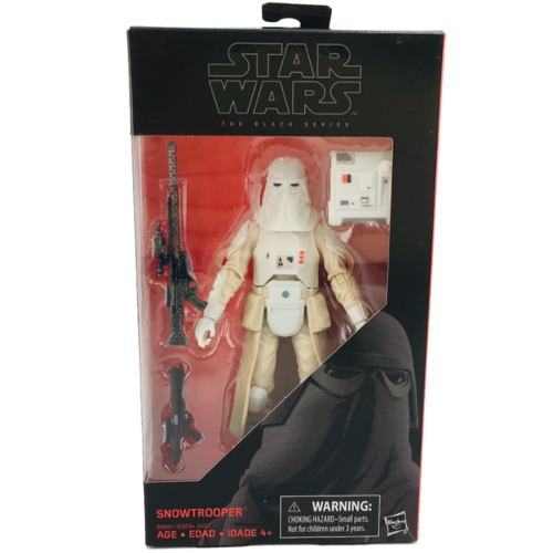 Star Wars Snowtrooper 18 Cm Black Series Hasbro