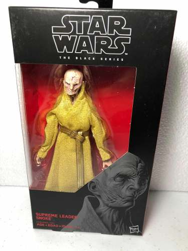 Supreme Leader Snoke Star Wars The Black Series #54