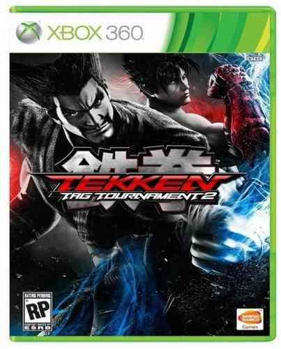 Tekken Tag Tournament 2 Xbox 360 Nuevo Y Sellado Juego