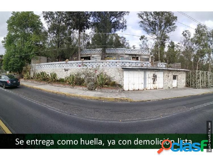 Terreno Comercial en Renta Excelente Vista Puebla