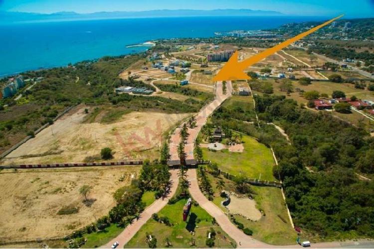 """Terreno en venta de 508 m2 en La Cruz de Huanacaxtle """"B"""