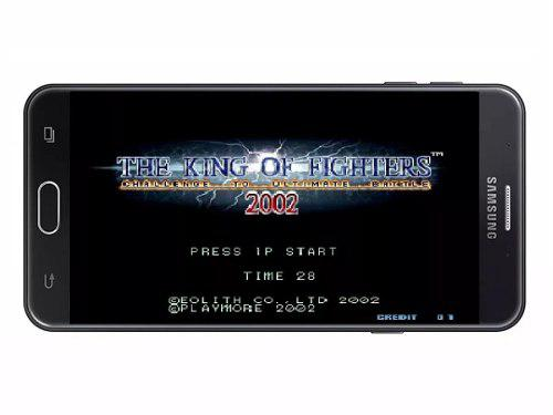 The King Of Fighters Saga 94 Al 2002 Para Android