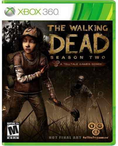 The Walking Dead Season 2 Xbox 360 Nuevo Y Sellado Juego