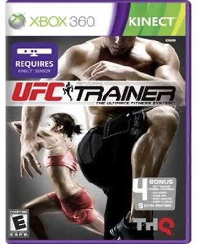 Ufc Personal Trainer Kinect Xbox 360 Nuevo Y Sellado Juego