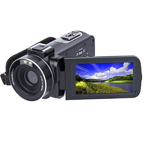 Videocamara Con Camara De Video Sosun Hd 1080p 24.0mp 3.0 Pu
