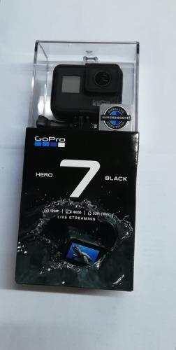 Videocamara De Acción Go Pro Hero 7 Black Nueva & Sellada