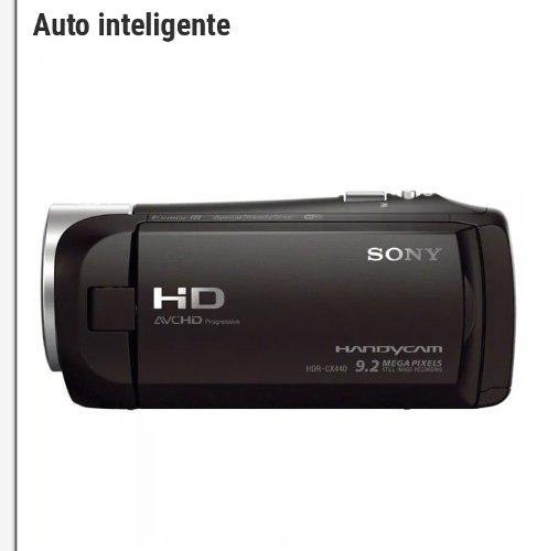 Videocamara Handycam Sony Hdr Cx440