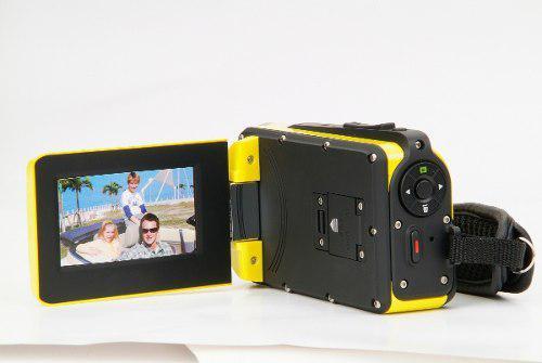 Videocamara Hd Digital Rca A Prueba De Agua Fotos 12mp Hdmi
