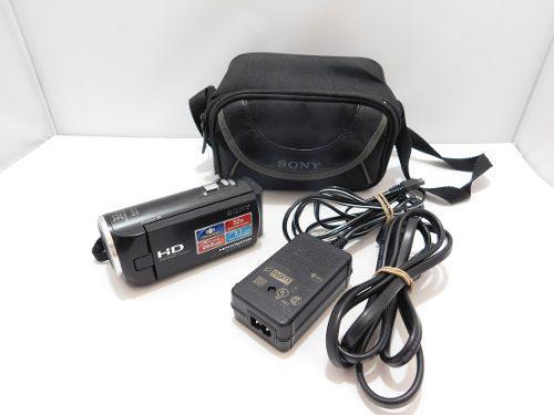 Videocamara Sony Hdr Cx220 + Memoria De 32gb