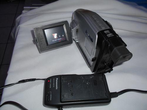 Videocámara Panasonic Vhs-c Nv-vj64pn Funciona