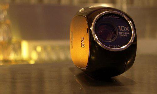 Videocámara Samsung Hd Video Sd X10 Optical Zoom Pc