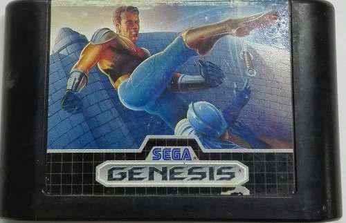 Videoguego Last Battle Para Consola Sega Genesis