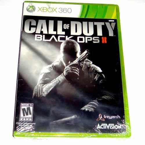 Videojuego Call Of Duty Black Ops Ii Xbox 360 Y One Físico